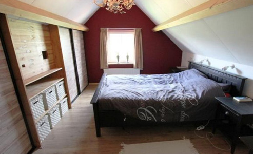 Extra Slaapkamer Aanbouwen.Architectenburo Mark Willems